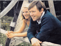 Ned and Cathie