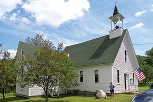 The Beaver Meadow Chapel