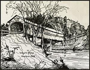 The Bridge of Sighs, 1858-1935
