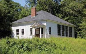 Root Schoolhouse, Norwich, Vermont