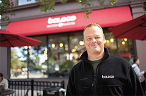 """We want all our employees to excel,"" says Boloco's John Pepper."