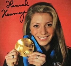Hannah Kearney, 2010